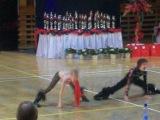 Анастасия Буина и Артемий Суров 11.12.2010